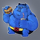 The Famous Chunkies: X-Men