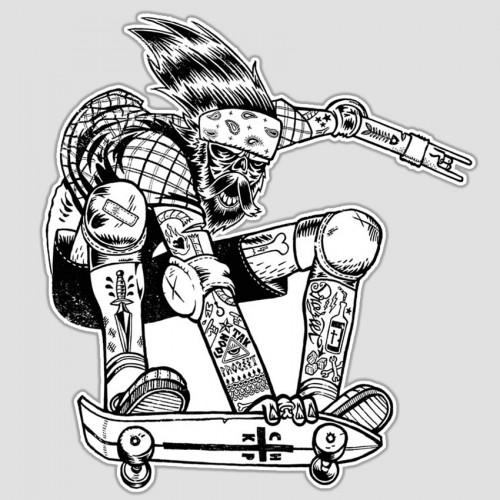 Metal Skate