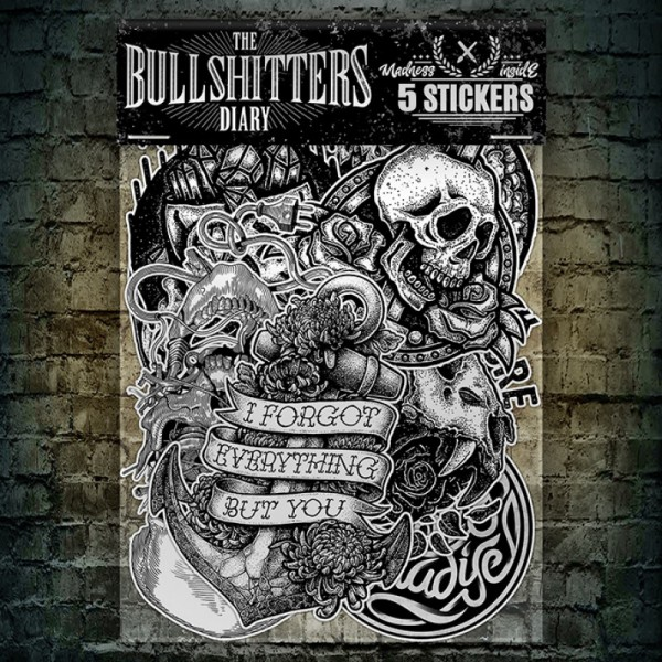 The Bullshitters Diary