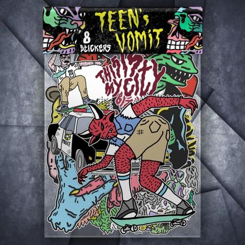 Teen's Vomit